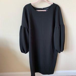 NWT! Eloquii balloon sleeve dress #489